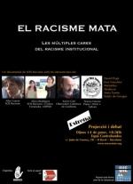 "Catell ""El racisme mata"""