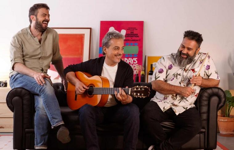 Pedro Javier González Trio